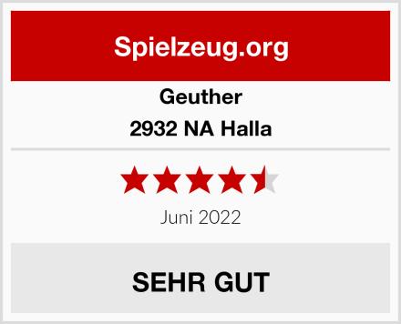 Geuther 2932 NA Halla Test