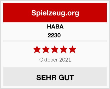 HABA 2230  Test