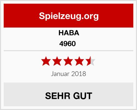 HABA 4960  Test