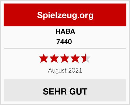 HABA 7440  Test