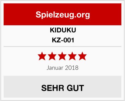 KIDUKU KZ-001 Test