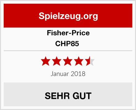 Fisher-Price CHP85  Test