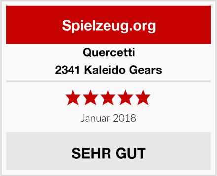 Quercetti 2341 Kaleido Gears Test