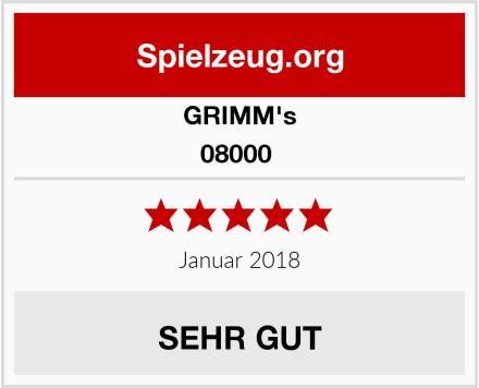 GRIMM's 08000  Test