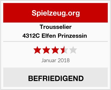 Trousselier 4312C Elfen Prinzessin  Test