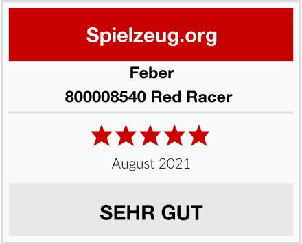 Feber 800008540 Red Racer  Test