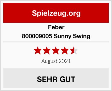 Feber 800009005 Sunny Swing Test