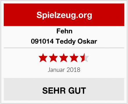 Fehn 091014 Teddy Oskar Test