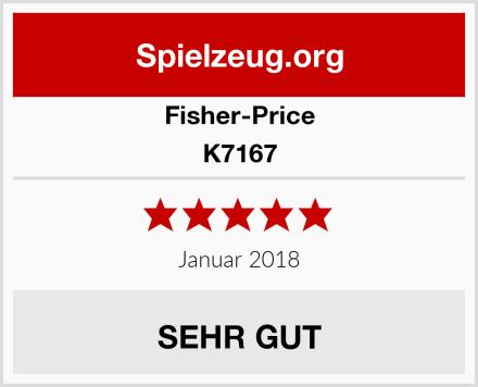 Fisher-Price K7167 Test