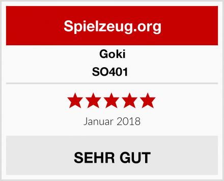 Goki SO401  Test