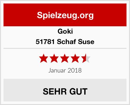 Goki 51781 Schaf Suse Test