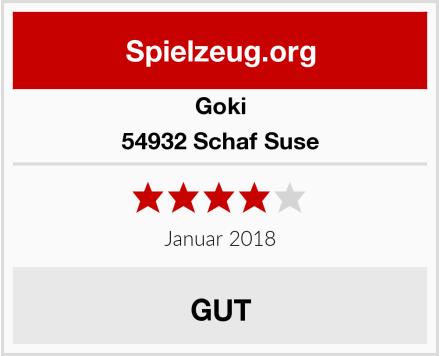 Goki 54932 Schaf Suse Test