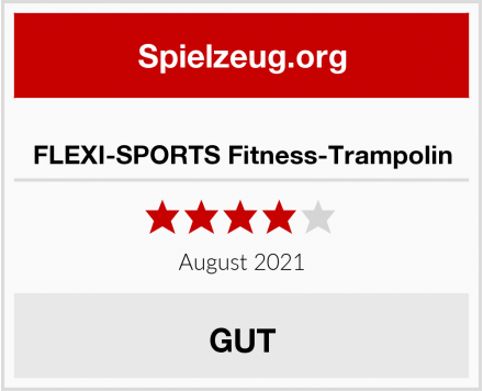 FLEXI-SPORTS Fitness-Trampolin Test