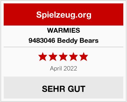 WARMIES 9483046 Beddy Bears Test