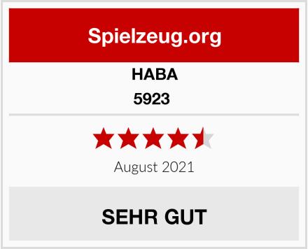 HABA 5923  Test