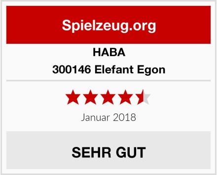 HABA 300146 Elefant Egon Test