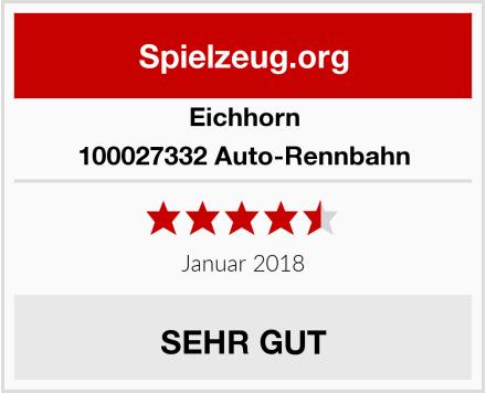 Eichhorn 100027332 Auto-Rennbahn Test