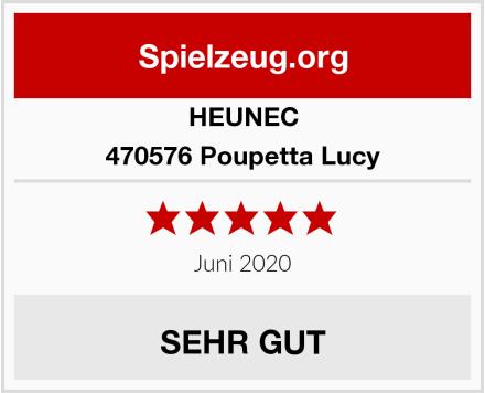HEUNEC 470576 Poupetta Lucy Test