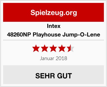 Intex 48260NP Playhouse Jump-O-Lene Test