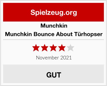 Munchkin Bounce About Türhopser Test