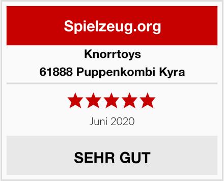 Knorrtoys 61888 Puppenkombi Kyra Test