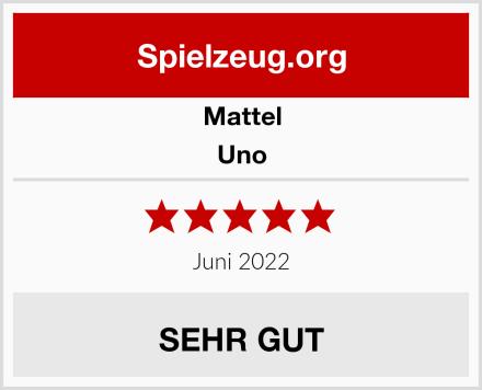 Mattel Uno  Test