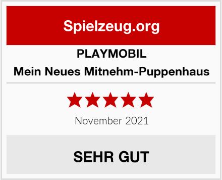 PLAYMOBIL Mein Neues Mitnehm-Puppenhaus  Test