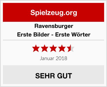 Ravensburger Erste Bilder - Erste Wörter Test