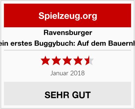 Ravensburger Mein erstes Buggybuch: Auf dem Bauernhof Test