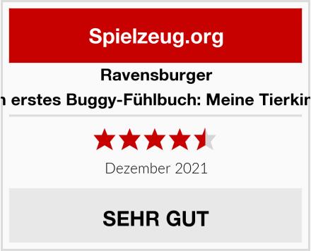 Ravensburger Mein erstes Buggy-Fühlbuch: Meine Tierkinder  Test