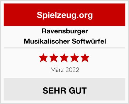 Ravensburger Musikalischer Softwürfel Test