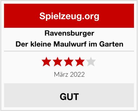 Ravensburger Der kleine Maulwurf im Garten Test