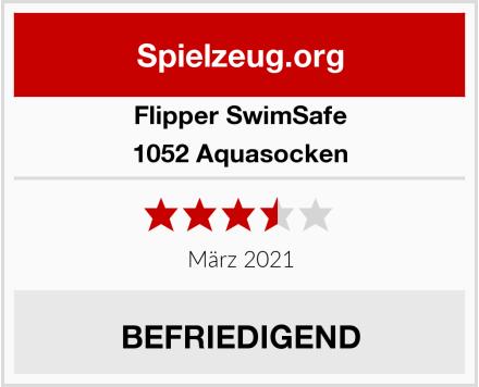 Flipper SwimSafe 1052 Aquasocken Test