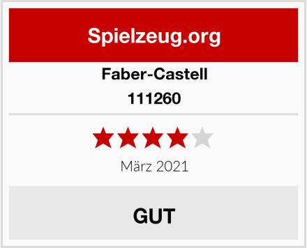 Faber-Castell 111260 Test