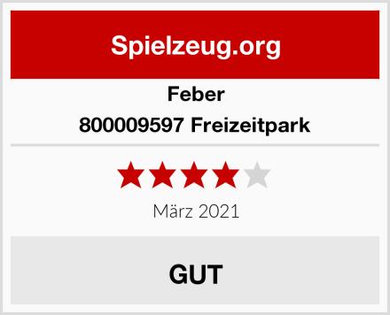 Feber 800009597 Freizeitpark Test