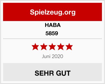 HABA 5859  Test