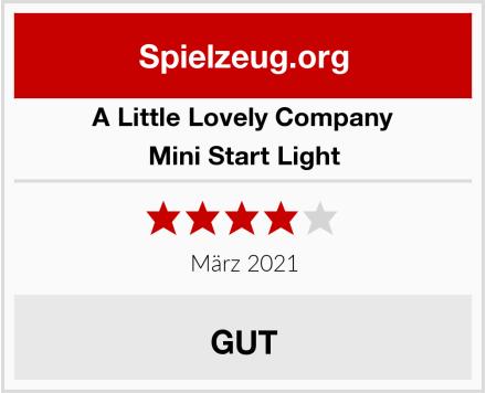 A Little Lovely Company Mini Start Light Test