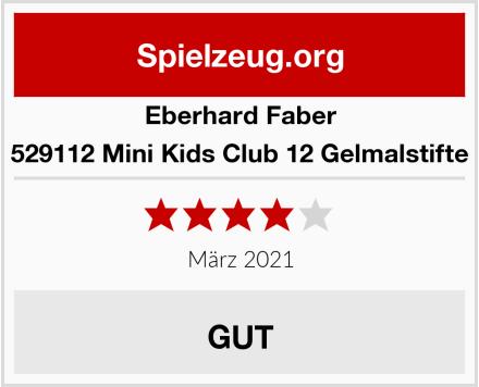 Eberhard Faber 529112 Mini Kids Club 12 Gelmalstifte Test