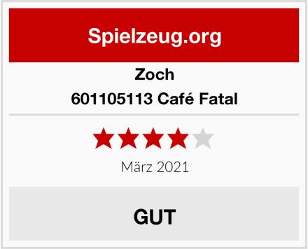 Zoch 601105113 Café Fatal Test