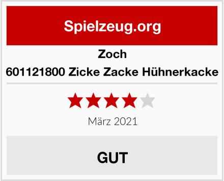 Zoch 601121800 Zicke Zacke Hühnerkacke Test
