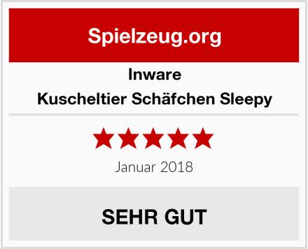 Inware Kuscheltier Schäfchen Sleepy Test