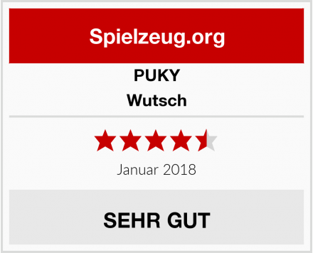 PUKY Wutsch Test