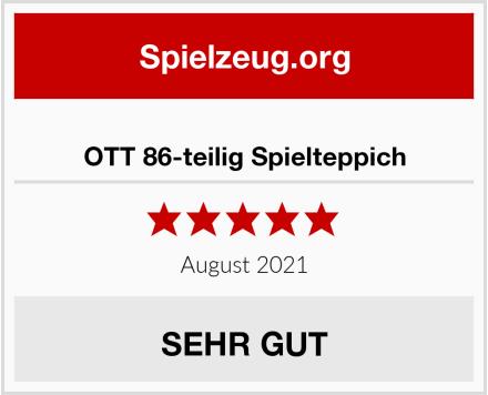 OTT 86-teilig Spielteppich Test