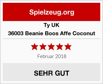 Ty UK 36003 Beanie Boos Affe Coconut Test