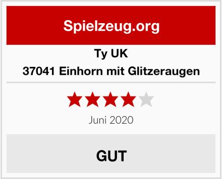 Ty UK 37041 Einhorn mit Glitzeraugen Test
