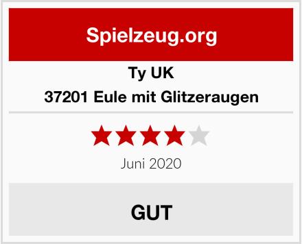Ty UK 37201 Eule mit Glitzeraugen Test