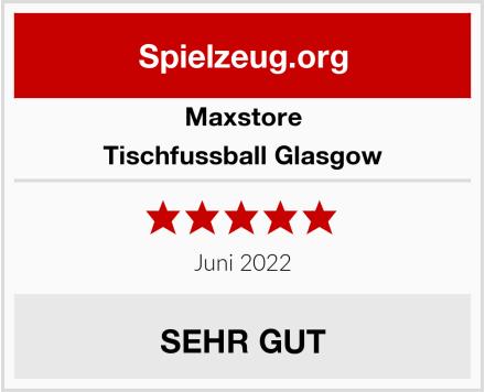 Maxstore Tischfussball Glasgow Test