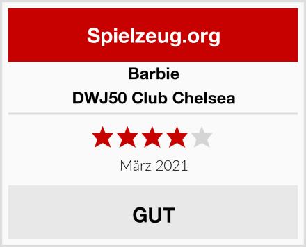 Barbie DWJ50 Club Chelsea Test
