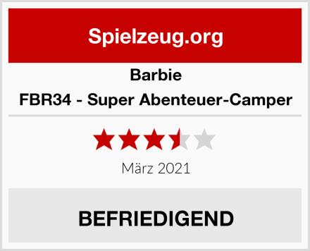 Barbie FBR34 - Super Abenteuer-Camper Test