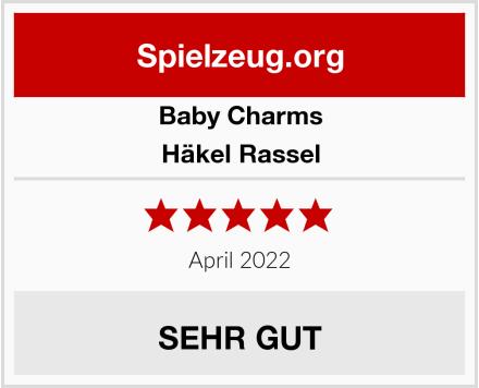 Baby Charms Häkel Rassel Test